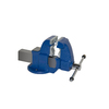 Yost 3-1/2-in Ductile Iron Combination Pipe and Bench Vise
