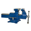 Yost 6-1/2-in Ductile Iron Mechanics Reversible Vise
