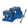 Yost 5-in Gray Iron Mechanic's Vise