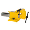 Yost 6-in Structural Cast Steel High Visibility Workshop Vise