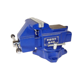 Yost 4.5-in Cast Iron Apprentice Series Utility Bench Vise