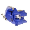 Yost 6-in Cast Iron Heavy Duty Apprentice Series Utility Bench Vise