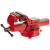 Yost 4-in Forged Steel Bench Vise