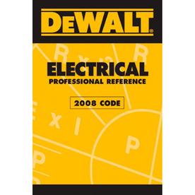Home Design Alternatives Dewalt Electrical Professional Reference