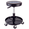 Shop Kobalt Adjustable Stool With Wheels At Lowes Com