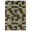 Oriental Weavers of America 22-in x 39-in Rectangular Multicolor Accent Rug