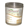 elemental 4 oz Cotton Scented Candle