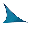 Coolaroo Ocean Blue Polyethylene Shade Sail