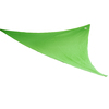 Coolaroo Green Polyethylene Shade Sail