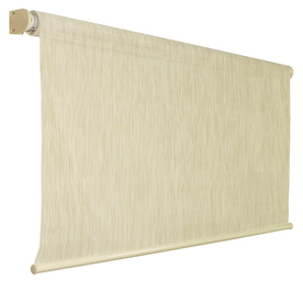 Shop Coolaroo 72 In L Sand Light Filtering Pvc Exterior Shade At