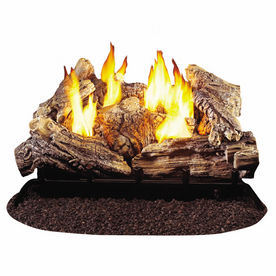 Shop Style Selections 30 Montana Vent Free Gas Logs At