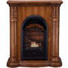 ProCom A Series Mantel with Light Maple Finish