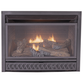 shop procom w 26 000 btu black vent free dual