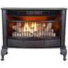 ProCom 33.5-in Black Vent-Free Gas Stove