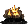ProCom 24-in/21-in Vent-Free Gas Fireplace Logs