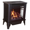 ProCom 25.75-in Black Vent-Free Gas Stove