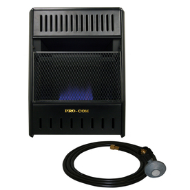 ProCom 10,000-BTU Portable Convection Propane Heater