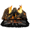 Cedar Ridge Hearth 28-in/23-in Vent-Free Gas Fireplace Logs