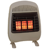 Cedar Ridge Hearth 18-20000 BTU Infrared Gas Space Heater