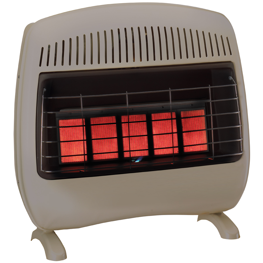 shop cedar ridge hearth 30 000 btu infrared heater at