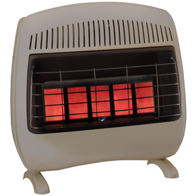 Cedar Ridge Hearth 30,000-BTU-Mount Vent-Free Infrared Heater