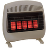 Cedar Ridge Hearth 30000 BTU Infrared Gas Space Heater