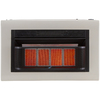 Cedar Ridge Hearth 30,000-BTU Wall or Floor-Mount Liquid Propane; Natural Gas; Electricity Vent-Free Infrared Heater