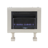 Cedar Ridge Hearth 20,000-BTU Wall or Floor-Mount Natural Gas or Liquid Propane Vent-Free Convection Heater