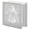 Design It 5-Pack Glass Blocks (Common: 8-in H x 8-in W x 3-in D; Actual: 7.5-in H x 7.5-in W x 3.15-in D)