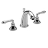 JADO Classic Polished Chrome 2-Handle Widespread WaterSense Bathroom Sink Faucet (Drain Included)