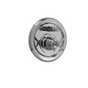JADO Chrome Tub/Shower Handle