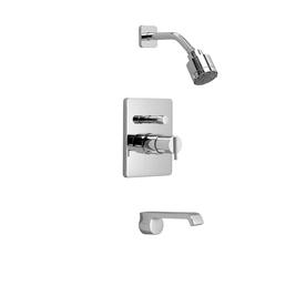 shop jado glance polished chrome 1 handle bathtub and. Black Bedroom Furniture Sets. Home Design Ideas