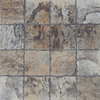 FLOORS 2000 12-Pack 13-in x 13-in Old World Mix Glazed Porcelain Floor Tile