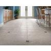 Del Conca Rialto Beige Thru Body Porcelain Floor and Wall Tile (Common: 12-in x 12-in; Actual: 11.81-in x 11.81-in)