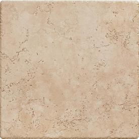 Del Conca 12-in x 12-in Rialto Beige Thru Body Porcelain Floor Tile