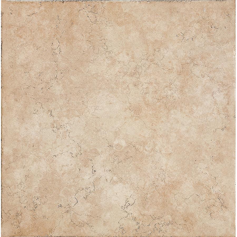 Shop del conca 16 in x 16 in rialto beige thru body for 16 floor tile
