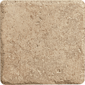 Del Conca 4-in x 4-in Agora Noce Thru Body Porcelain Wall Tile