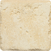 Del Conca 4-in x 4-in Agora Almond Thru Body Porcelain Bullnose Trim