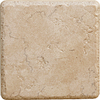 Del Conca 4-in x 4-in Rialto Beige Thru Body Porcelain Wall Tile