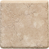 Del Conca 4-in x 4-in Rialto Beige Thru Body Porcelain Bullnose Trim