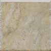 Del Conca 6-in x 6-in Giotto Stone Gray Thru Body Porcelain Bullnose Trim