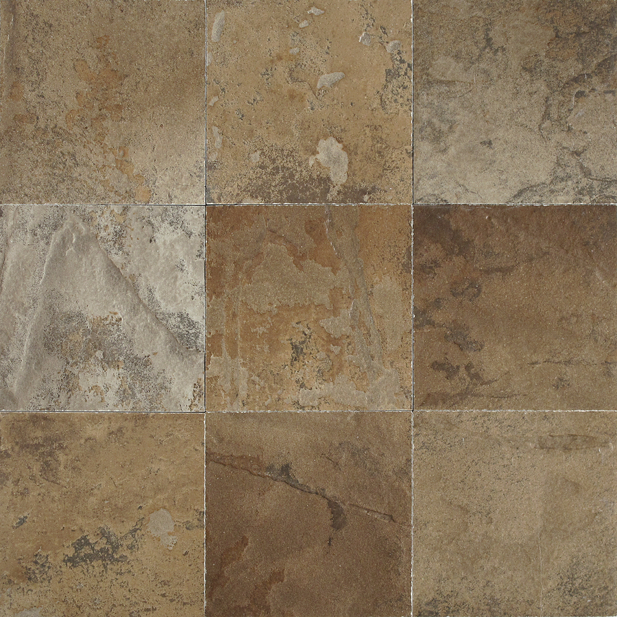 In Porcelain Slate Brown Glazed Porcelain Wall Tile At