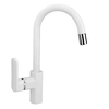 LaToscana Pamix50e Granite 1-Handle Pull-Down Traditional Kitchen Faucet