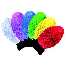 Led Lights G35 String Set : Shop GE iTwinkle Light 36-Count Color Changing G35 LED Christmas String Lights at Lowes.com