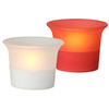 GE 1.75-in Christmas Votive Candle
