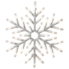 GE 108-Count Mini Clear Christmas Icicle String Lights