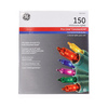 GE Pro-Line 150-Count Multicolor Mini Christmas String Lights