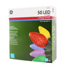 GE Energy Smart 50-Count Multicolor C9 LED Christmas String Lights