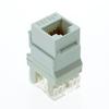 On-Q/Legrand White Plastic CAT5e Keystone Insert