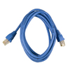 On-Q/Legrand 50-ft 24/4 Cat 6 (Ethernet) Indoor Only Blue Data Cable
